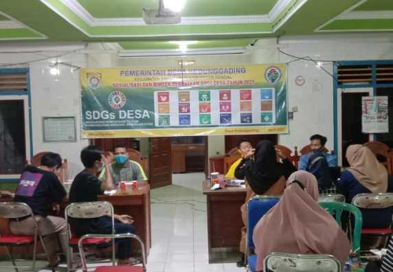 Pelatihan Pendataan Penduduk (SDGS) Tahun 2021