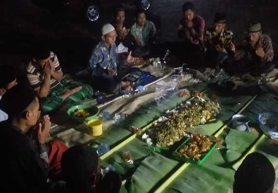 Pelaksanaan Pisew Desa Kedunggading dan Kedungasri dimulai